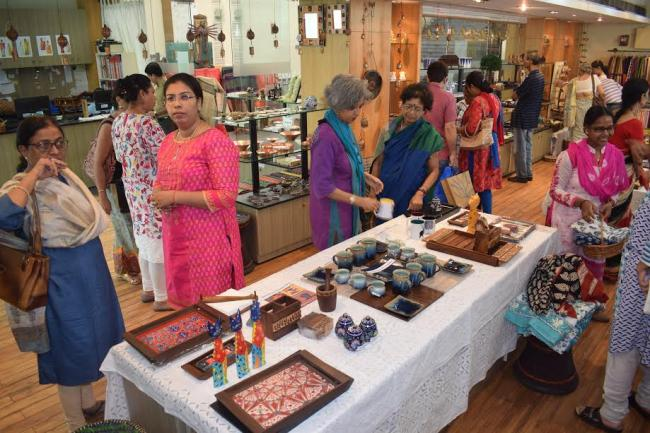'Patram' offers stunning handmade items straight from India's artisans to buyers