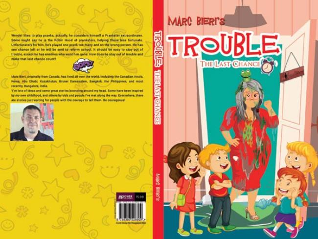 Book review: Trouble - The Last Chance