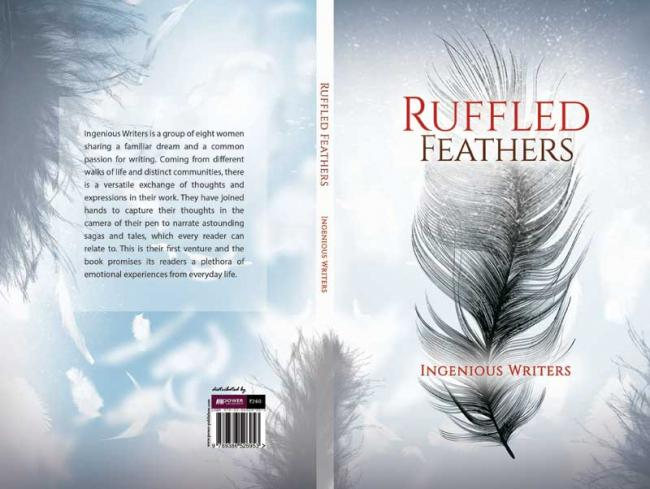 Book review: Ruffled Feather, a collaborative work by eight 'ingenious writers'