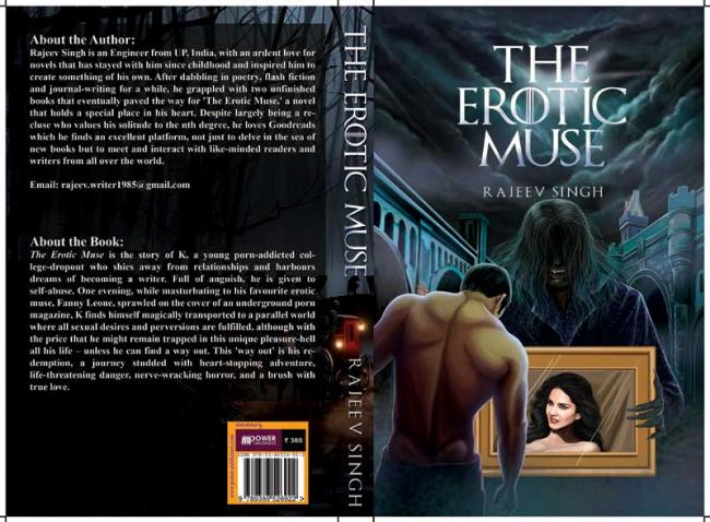Author Rajeev Singh on his debut novel The Erotic Muse
