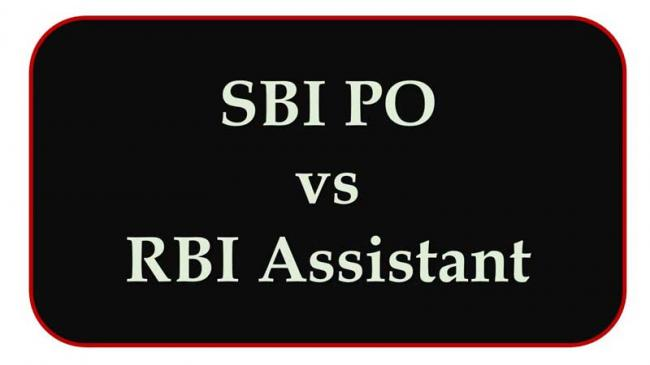 RBI Assistant or SBI PO: A Tough Choice for Banking Aspirants