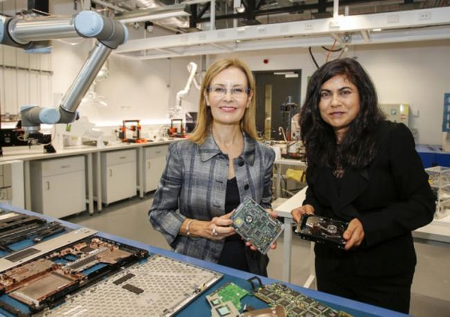 IIT-Kanpur alumna leads in tackling e-waste hazard in Australia