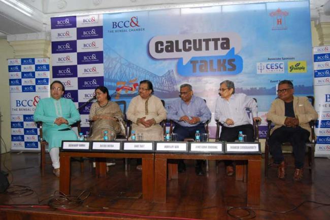 Enjoy historical anecdotes about Kolkata at Bengal Chamber's Calcutta Talks series