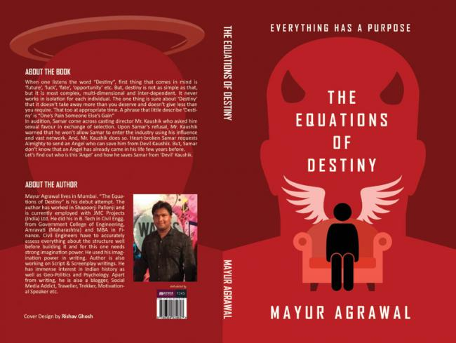 Book review: 'The Equations of Destiny' by Mayur Agarwal
