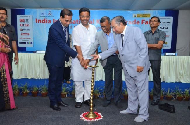 Bengal Chamber, GS Marketing organise inaugural ceremony of IIKTF