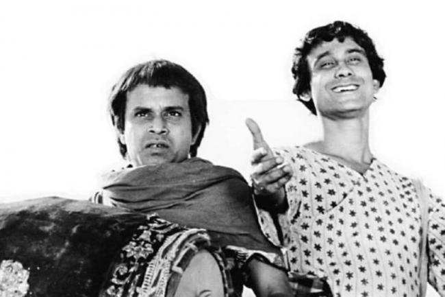 Satyajit Ray's magic minstrels GOOGA -BABA to return on the silver screen