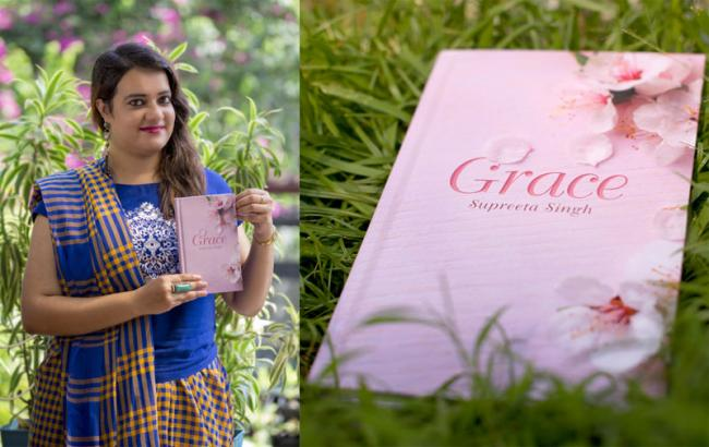 There is a lot of me in Grace, says debutante author Supreeta Singh