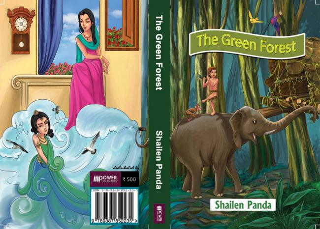 Author interview: 'The Green Forest' aims to inculcate a love for Nature among children