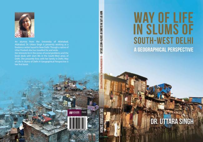 Book review: Dr Uttara Singh finds slums are a transitional settlement in the fabric of urban society