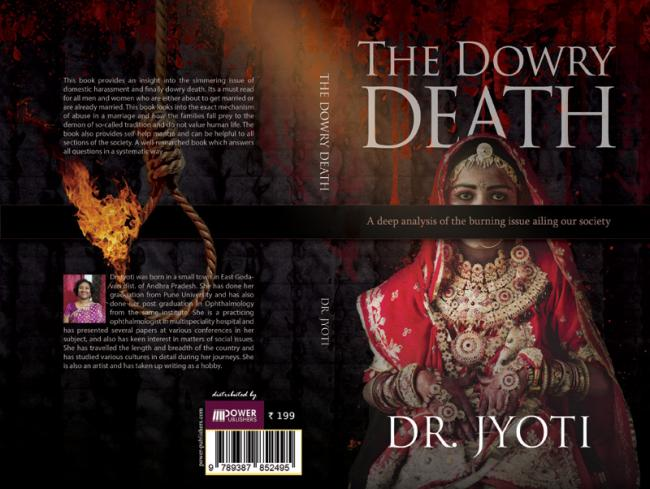 Author interview: Marriage is not a business deal, says Dr Jyoti in her debut book Dowry Death