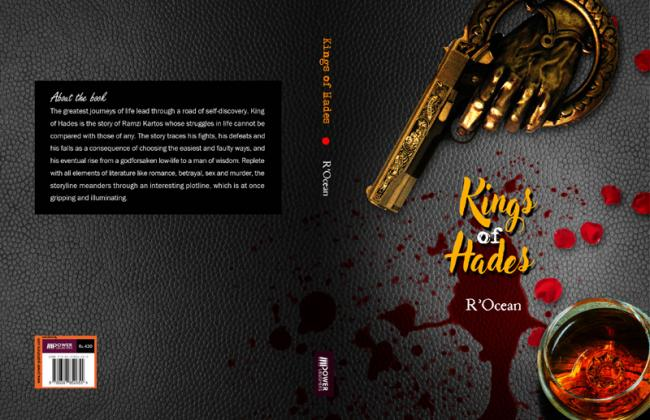 Author interview: R'Ocean Thomas explains thought that drives the plot of 'Kings of Hades'