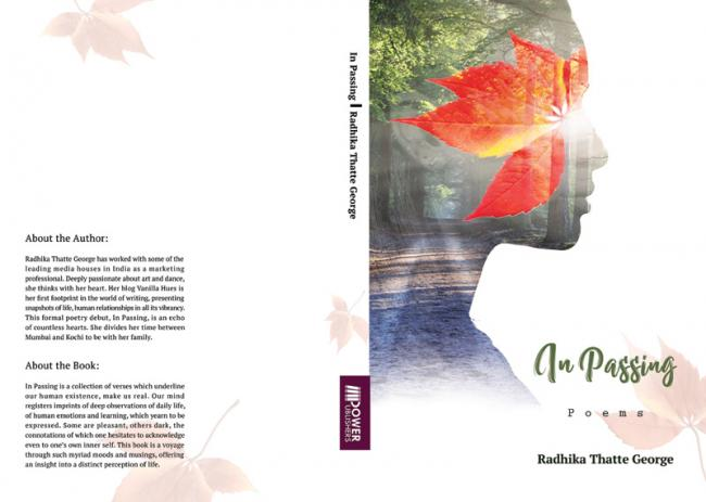 Author interview: Radhika Thatte George talks about her collection of verses named 'In Passing'