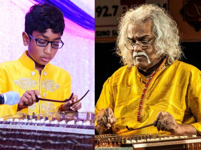12-year-old Ahilan to join Tarun Bhattacharya in his upcoming concert