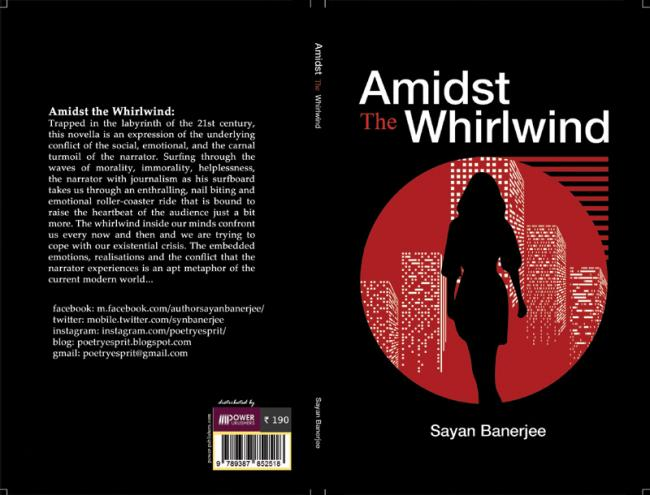 Book review: Amidst the Whirlwind is about relationships and resulting complications