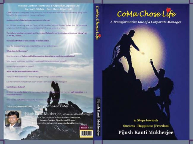 Book review: 'CoMa Chose Life' is for those who want to enjoy life to the fullest