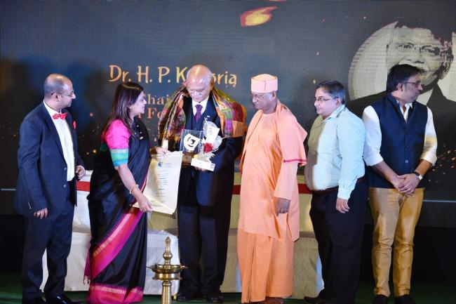 Eastern Chamber of Commerce  presents 1st Goldspear ECC Leadership Excellence Awards