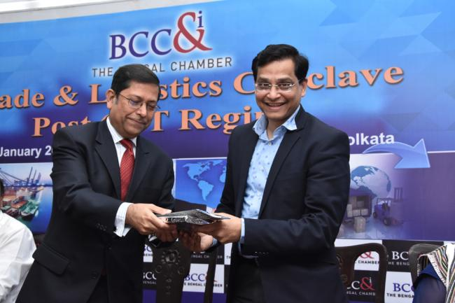 The Bengal Chamber organises 'Trade & Logistics Conclave post GST regime'