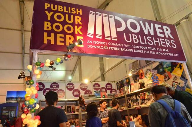 Get your book converted into an audiobook, graphic novel or film at this year's International Kolkata Book Fair