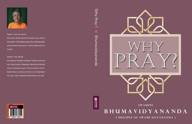 Book review: 'Why Pray' talks about the importance of prayers