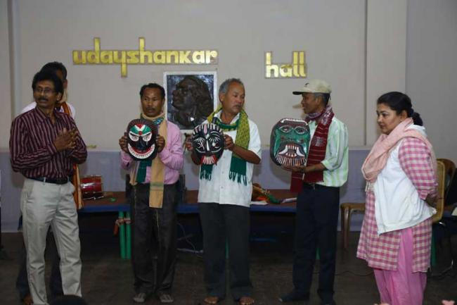 RBU organises workshop on 'Folk and Tribal Performing Arts of Mech Community of North Bengal'