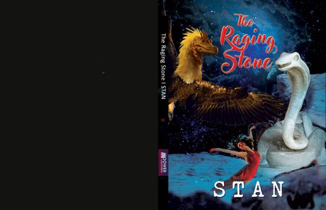 Book review: Reality and fantasy merge in The Raging Stone'