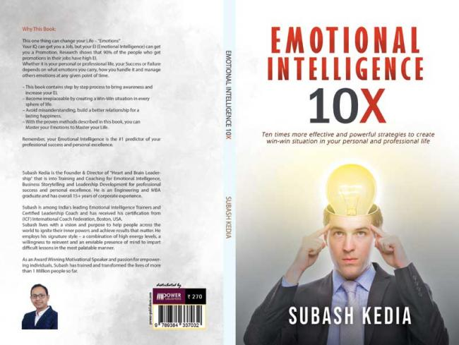 Book review:  A book to help you take control of your emotions