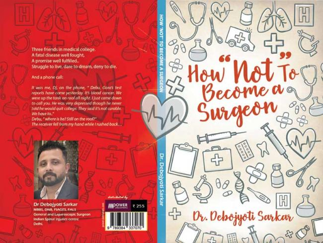 Book review: Can three medics save a dear one from the clutches of a deadly disease?
