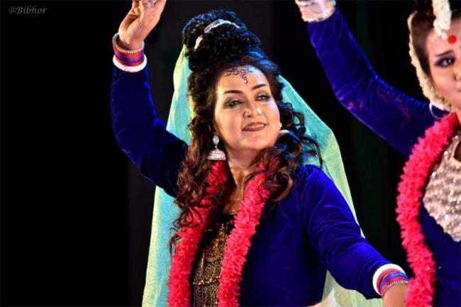 Odishi Guru Urmila Bhaumik presents Vande Nrityam 2019 in Kolkata