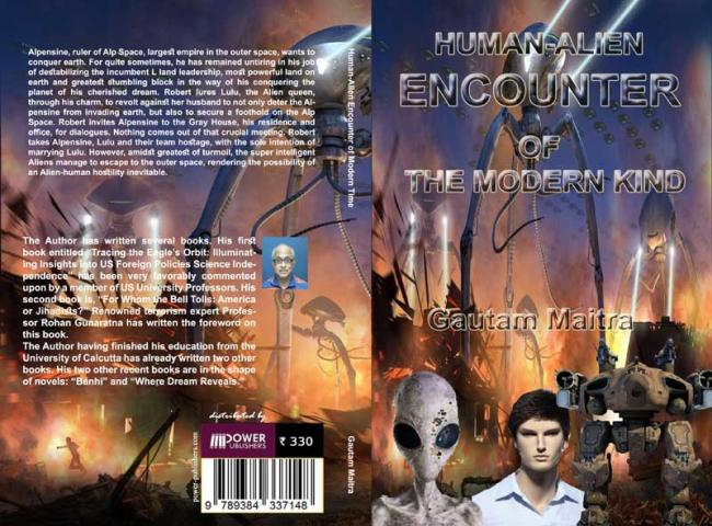 Book review: Gautam Maitra takes you through 'Human-Alien Encounter of the Modern Kind'
