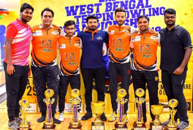 West Bengal excels in Tenpin Bowling Championship 2019