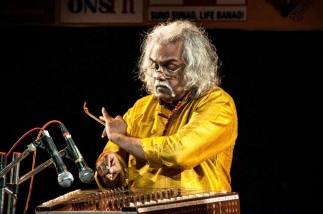 Maestro Tarun Bhattacharya's philanthropic Santoor Ashram set to hit the shores of USA