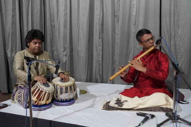Bengal's flautist cop enthralls audience at ICCR recital