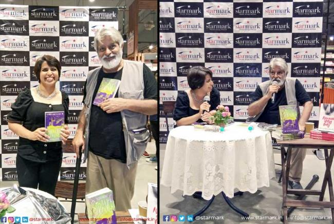 Starmark hosts launch of Shreya Sen-Handley's Strange Stories