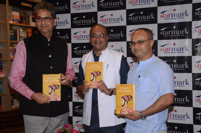 Avik Chanda's book Dara Shukoh The Man Who Would Be King launched in Kolkata