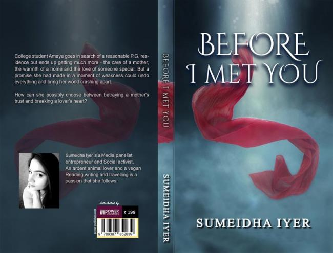 Book Review: 'Before I Met You' is about a youngs girl's dilemma in life, torn between the mother and the lover
