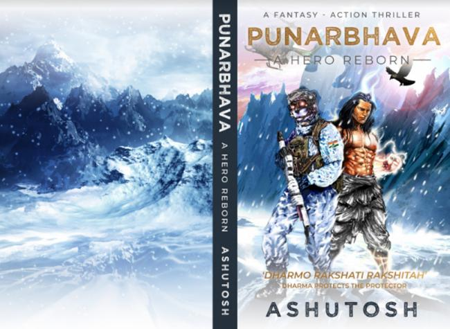 Book review: Punarbhava is an action-based fantasy thriller by Dr Ashutosh Jain