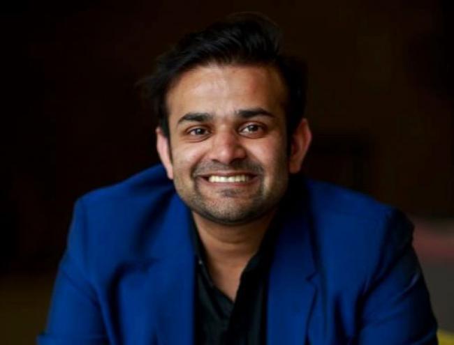 Sign language should become one of India's scheduled languages: Entrepreneur Vaibhav Kothari