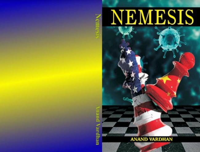 Author interview: Anand Vardhan on his book Nemesis