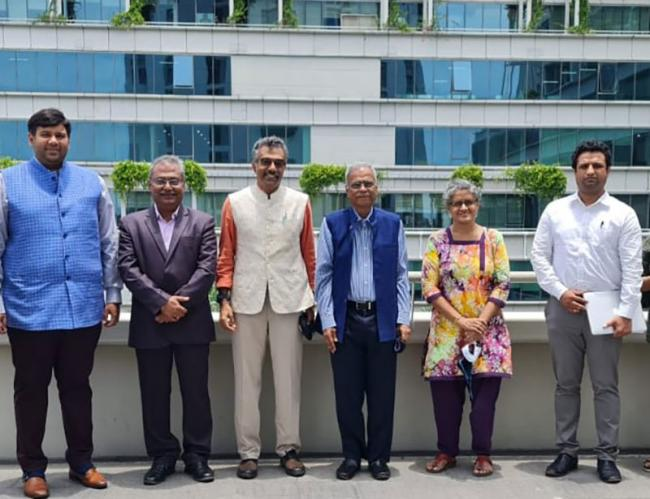 IIT Madras Incubation Cell, Sona Incubation Foundation MOU for 'Partner Incubator' at Salem