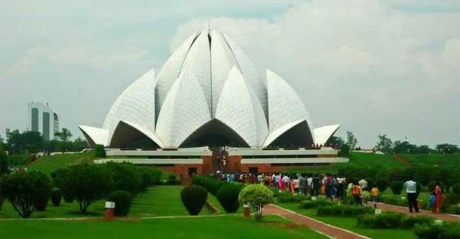 Delhi in her veins