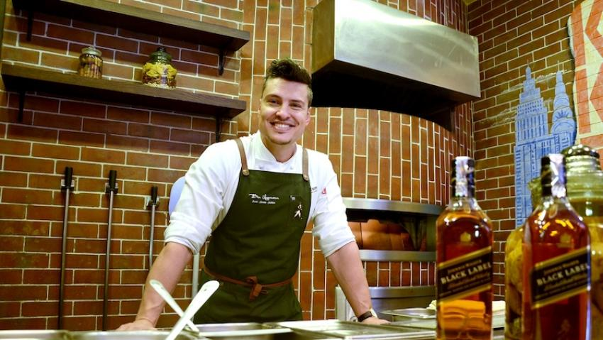 I try to immerse myself in culture of every country I visit: Chef Ben Ungermann