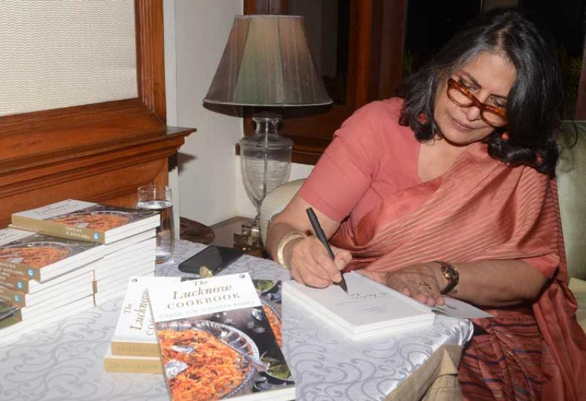 Wajid Ali Shah brought to Kolkata from Lucknow the dum pukht style of cooking: Sunita Kohli