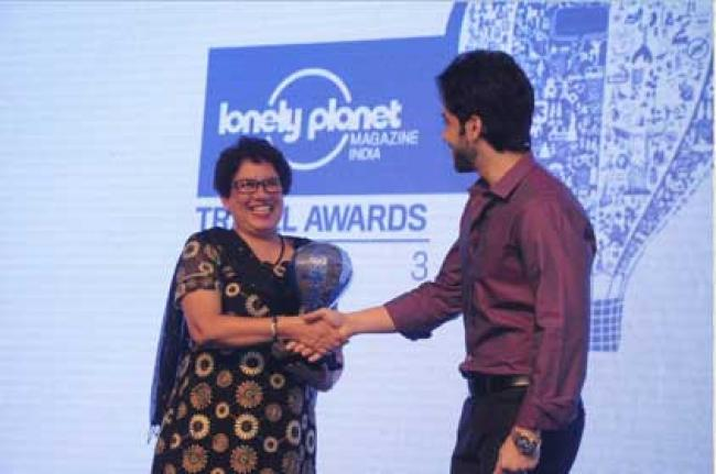 Goa bags tourism award
