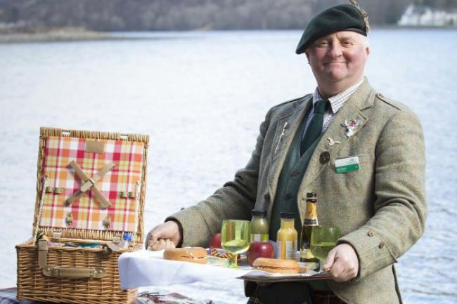 Scotland: Let the butler do it