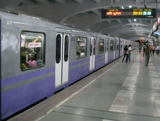 All underground stations of Kolkata Metro will be Wifi enabled from June 15