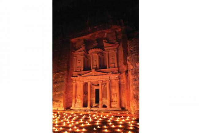 Jordan tourism declares new discovery in Petra