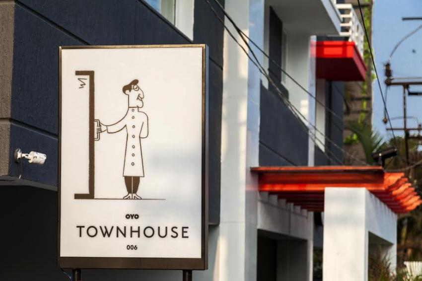 OYO Townhouse debuts in Bengaluru