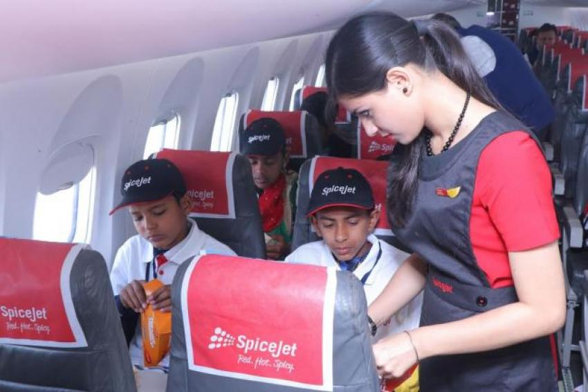 SpiceJet takes off on UDAN routes