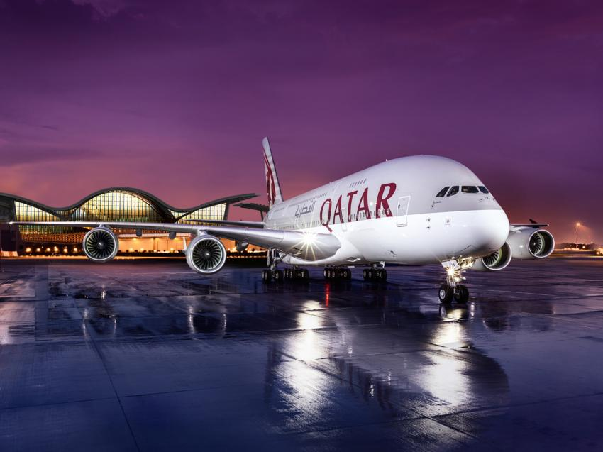 Qatar Airways say their flights operating smoothly, announces new international flights