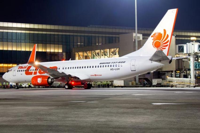 Thai Lion Air to operate twice a week flight on Mumbai-Don Mueang (Bangkok) route
